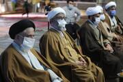 مسئول ستاد نماز جمعه پردیسان معارفه شد