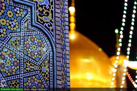 بالصور/ أجواء العتبة المعصومية المقدسة في ذكرى ولاة الإمام الحسين (ع)