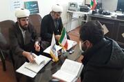 آزمون شفاهی طلاب پایه ششم در حوزه علمیه کرمانشاه برگزار شد