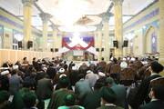 تصاویر / مراسم بزرگداشت آیت الله سید رضی مرعشی در قم