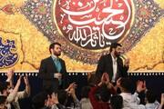 فیلم |گفتگوی زیبای امام حسین(ع) و حضرت عباس(ع) با نوای سیدرضا نریمانی و میثم مطیعی