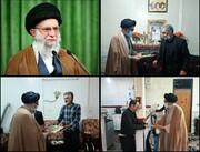امام جمعه موقت ورامین از جانبازان عیادت کرد
