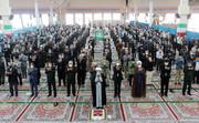 تصاویر/ اقامه آخرین نماز جمعه بجنورد در سال ۹۹