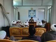 متحدہ علماء فورم گلگت بلتستان کے زیر اہتمام امام حسین (ع) اور احیای ولایت کے عنوان سے علمی نشست کا انعقاد +تصاویر