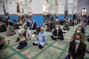 تصاویر/ آخرین نماز جمعه سال ۱۳۹۹ دارالعباده یزد