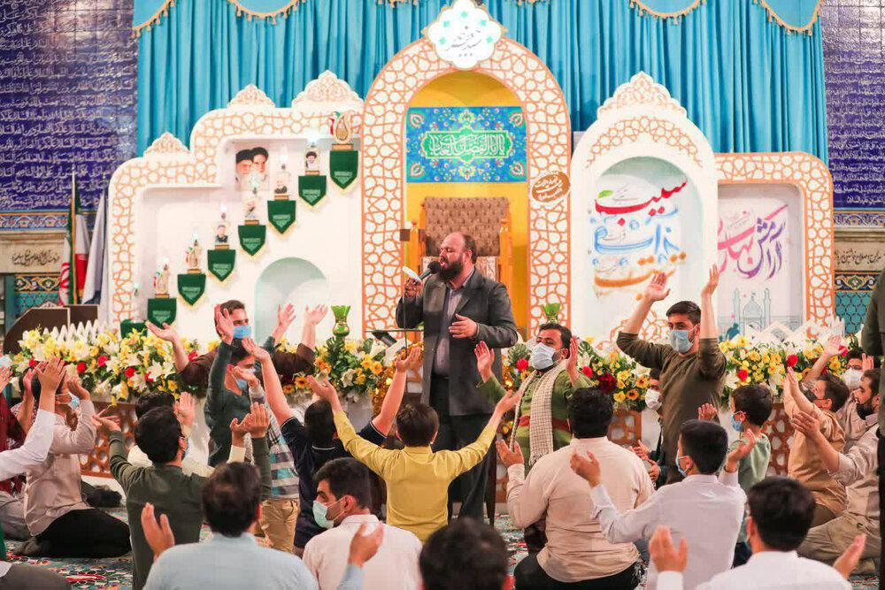 تصاویر/جشن میلاد امام سجاد علیه السلام و اعیاد شعبانیه در یزد