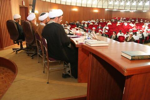 تصاویر آرشیوی از کرسی نظریه پردازی حکمت و فلسفه اسلامی در فروردین ۱۳۸۵