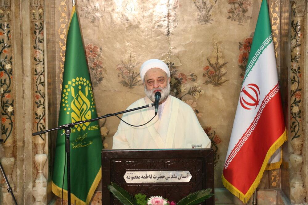 امام زمان (ع) کی غیبت امام کو نہ پہچانے کی وجہ سے ہے، حجۃ الاسلام استاد فرحزاد