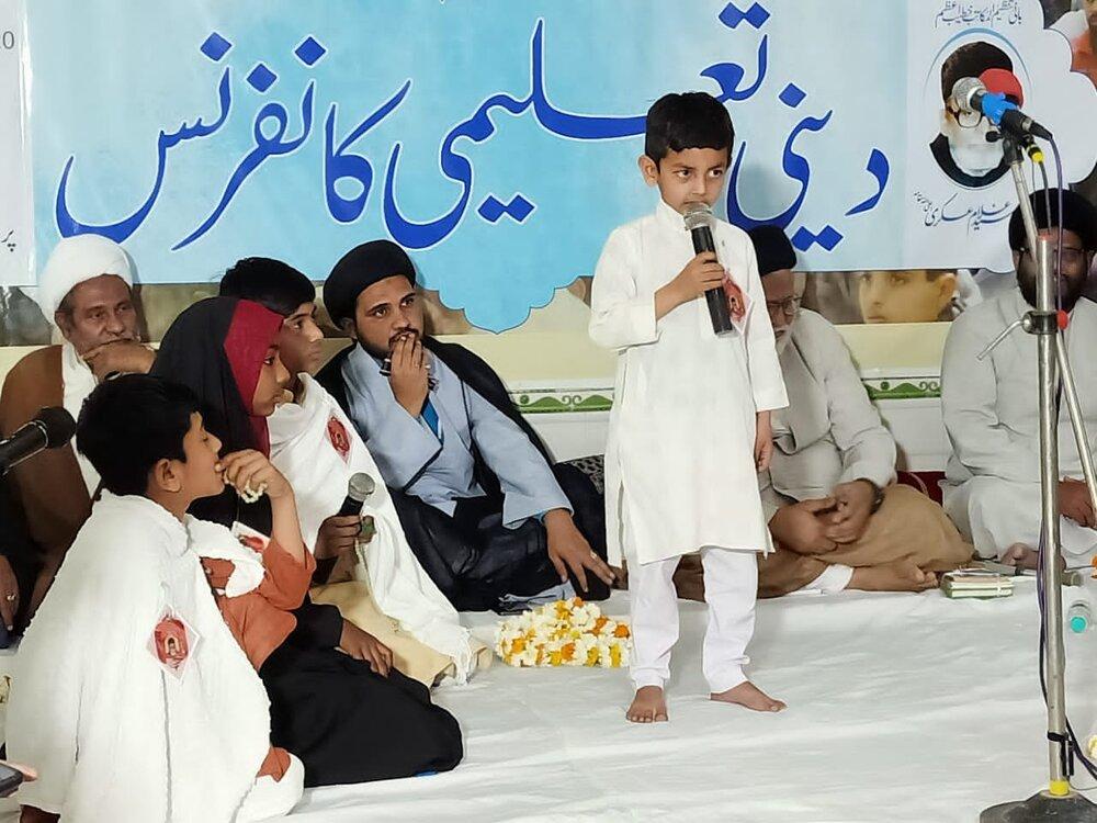 تصاویر/ دہلی میں ادارہ تنظیم المکاتب کی جانب سے دو روزہ دینی تعلیمی کانفرنس