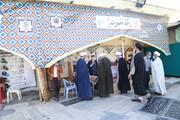 تصاویر/ طرح نوروزی آرامش بهاری در مزار شیخان قم