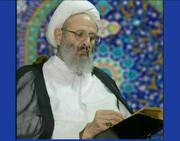 آیت الله فقیهی درگذشت والد عضو جامعه مدرسین را تسلیت گفت