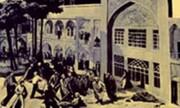 برشی از حادثه روز دوم فروردین ۱۳۴۲ در مدرسه فیضیه قم