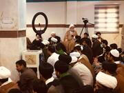 اسلام دشمن طاقتیں بھی آخری امام (عج) کا انتظار کررہی ہیں، استاد حوزہ علمیہ نجف اشرف