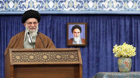 Imam khamenei names New Iranian Year: 'Year of Production, Support and Elimination of Obstacles'