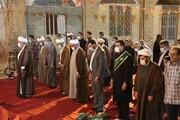 نماز امام زمان(عج) در شیراز اقامه شد