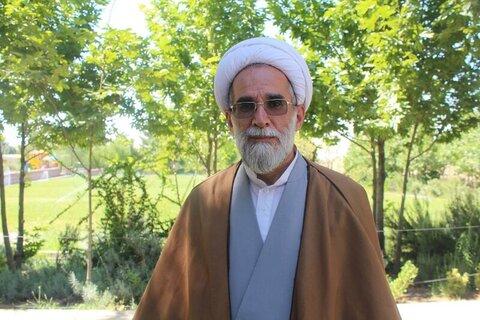 हुज्जतुल इस्लाम अब्बासी कज़्वीनी