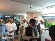 قم المقدسہ میں علامہ راجہ ناصر اور دیگر مریضوں کی صحت یابی کیلئے دعا و مناجات