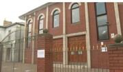 مسجد جامع نخستین کلینیک موقت واکسیناسیون کرونا در ولز انگلستان