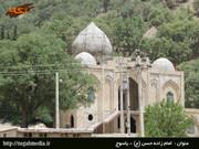 غفلت از ظرفیت بالای «گردشگری زیارتی» در بقعه امامزاده حسن(ع) یاسوج + تصاویر
