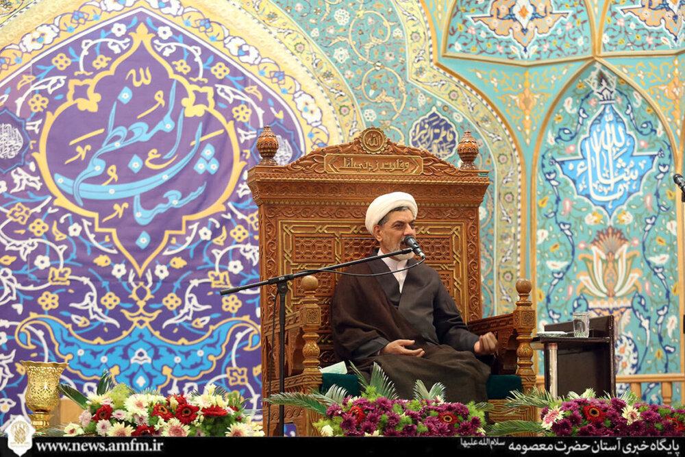 غیبت امام زمان(عج) یکی از آزمونهای بزرگ الهی برای جامعه اسلامی است
