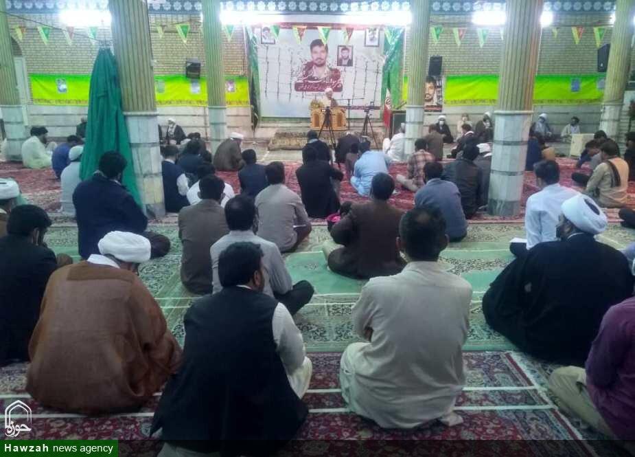 تصاویر/ شہید ڈاکٹر محمد علی نقوی کی 26ویں برسی کی مناسبت سے قم المقدس میں پیرو ولایت فقیہ کانفرنس کا انعقاد
