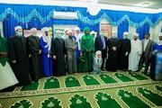 شیخ الازہر کے نمائندوں کی افریقہ میں تیجانیہ مسلک کے سربراہ سے ملاقات +تصاویر