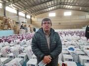 کمک 10 میلیاردی به زلزله زدگان سی سخت