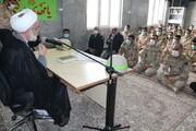 مرزبانان ستونهای استوار دفاع از حریم ایران اسلامی هستند