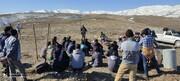 تصاویر/ کاشت نهال و اجرای طرح طوبی توسط طلاب همدانی