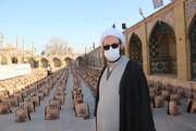 رزمایش مواسات و همدلی تجلی مهربانی ایرانیان است