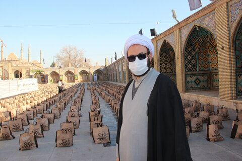 حجت الاسلام نوروزی قزوین