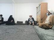 آیت اللہ العظمی حافظ بشیر نجفی کی خدمت میں آسٹریلیا کی سفیر/ ادیان سماویہ کے ماننے والوں کا ہدف انسان کا احترام اور ظلم سے بیزاری ہونا چاہئے