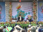 استکبار میترسد، نگاه استکبارستیزی مردم ایران در دنیا توسعه پیدا کند