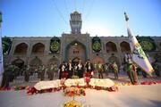 بالصور/منتسبو العتبة العلوية يحيون المولد المبارك للإمام المهدي (عليه السلام)