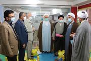 تصاویر / بازدید رئیس سازمان اوقاف کشور از بقاع متبرکه مازندران