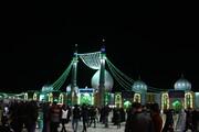 تصاویر/ جشن نیمه شعبان در مسجد مقدس جمکران