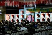 تصاویر/ اجلاسیه پایانی کنگره ملی سرداران و چهار شهید استان یزد