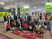 برگزاری بیست و دومین دوره مسابقات حفظ قرآن کریم ویژه طلاب اردو زبان