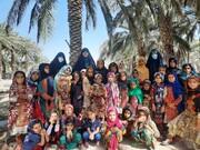 تصاویر شما/ فعالیتهای فرهنگی گروه جهادی بنت الهدی در جنوب کرمان