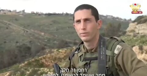 Israeli military officer near Lebanon's border: Hezbollah is monitoring us round the clock