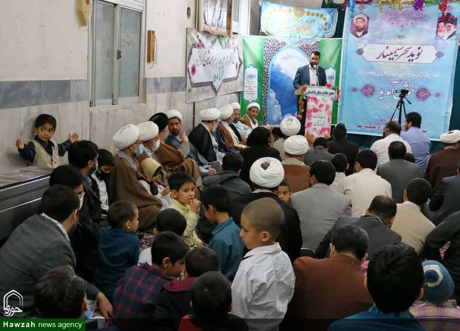 امام زمان (عج) کی ولادت کی مناسبت سے مجمع طلاب شگر قم کی جانب سے سیمینار کا انعقاد