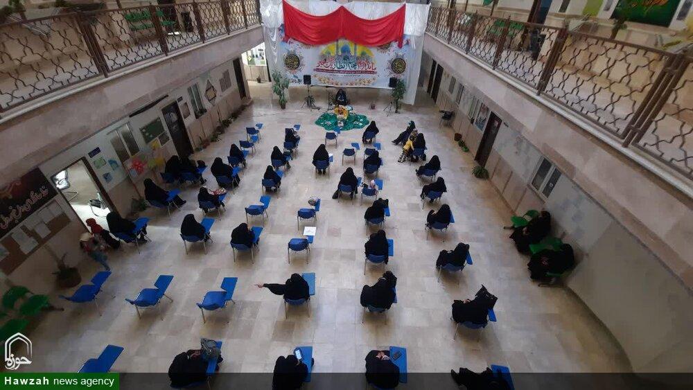 تصاویر/ جشن اعیاد شعبانیه در مدرسه حضرت رقیه (س) برازجان