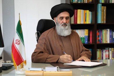 حجت الاسلام و المسلمین  سید ضیاء الدین آقاجانپور