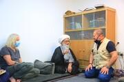 آیتالله بشیر نجفی: تروریسم همچنان توسط قدرتهای شرور حمایت میشود
