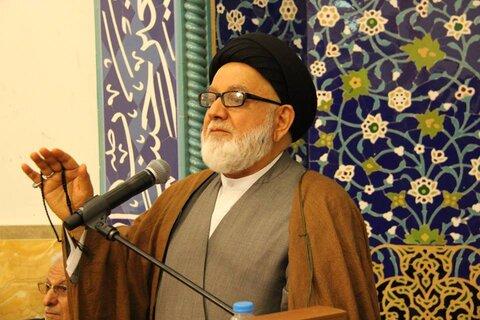 حجت الاسلام و المسلمین سید مرتضی کشمیری نماینده آیت الله سیستانی در اروپا