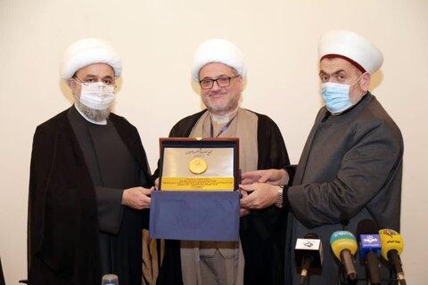 سفر دبیرکل مجمع تقریب مذاهب به لبنان