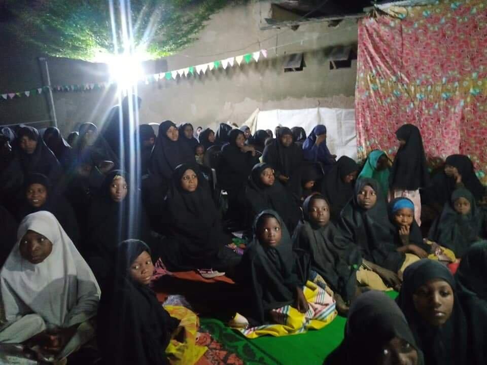 تصاویر رسیده از جشن نیمه شعبان در کشور نیجر +تصاویر