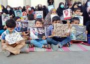 تصاویر/ شیعہ مسنگ پرسنز معاملہ؛ مظاہرین کا مزار قائدؒ پر احتجاجی مظاہرہ