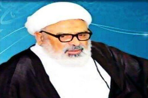 حجۃ الاسلام شیخ نوروز علی نجفی