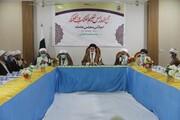 تصاویر/ مجمع المدارس تعلیم الکتاب و الحکمۃ کی مجلس عاملہ کا اجلاس